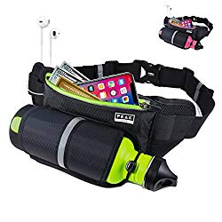 Peak Waist Pouch With Bottle Holder: For Best Storage Space
