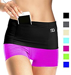 StashBandz Unisex Running Belt: For The Most Comfortable Fit
