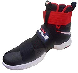 LeBron Soldier 10: Professional Quality With Excellent Ankle Support