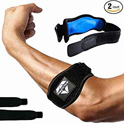 PlayActive Elbow Strap: For Maximum Comfort