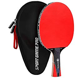 Sport Game Pro Ping Pong Paddle: Excellent Beginner Choice
