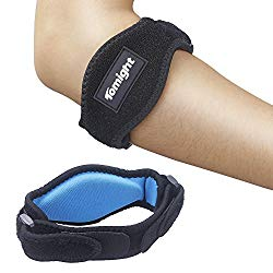 Tomight Brace With Compression Pad: Cheap Option For Both Arms