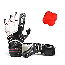 KTR Products Goal Keeper Gloves with Finger Splines: Affordable And Effective