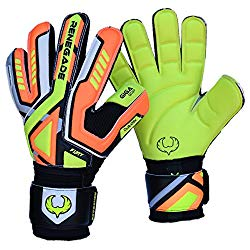Renegade GK Fury Goalkeeper Gloves: Great Overall Protection