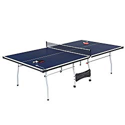 MD Sports Regulation Ping Pong Table: Simple But Effective