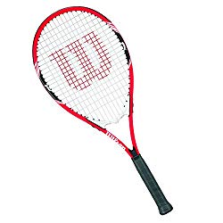Wilson Federer Adult Strung: Great For Beginners