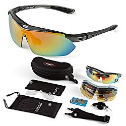 GIORO Polarized Sports Sunglasses: Ideal For Sports
