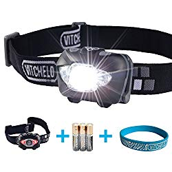 VITCHELO V800 Headlamp: Highly Versatile For Multi-tasking