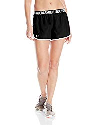 Under Armour Women's Perfect Pace Shorts: Comfy And Airy