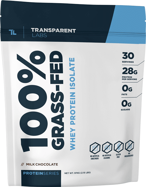 Transparent Labs Whey Protein